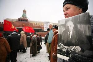 Η ταρίχευση του σώματος του Λένιν
