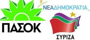 Συνεργασία Νέας Δημοκρατίας- Σύριζα