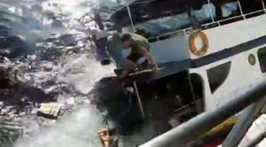 Βύθιση πλοίου στη Ταυλάνδη