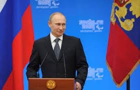 Πούτιν και Κριμαία