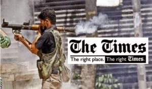 Ισλαμοφασίστες στη Συρία