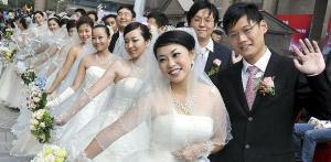 Γάμοι Κινέζων στα Χανιά