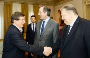 Νταβούτιγλου πρωθυπουργός της Τουρκίας