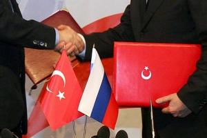 Συνεργασία εμπορική Τουρκίας -Ρωσίας