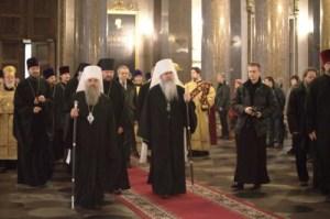 Ρωσικό πατριαρχείο και οικουμενικό Πατριαρχείο