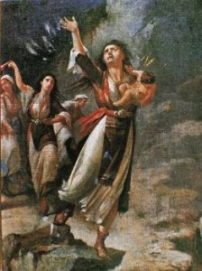 Ο Θρυλικός χορός του Ζαλόγγου
