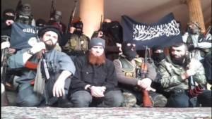 Τσετσένοι ισλαμιστές