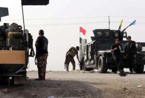 Ο ιρακινός στρατός μπήκε στη Μοσούλη για πρώτη φορά μετά από δύο χρόνια